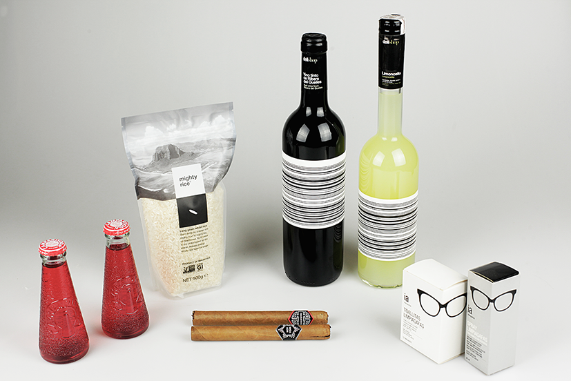 visual identity · See all packaging 1240195604f